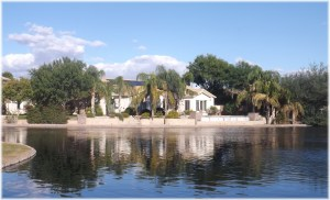Pinelake Estates Waterfront Luxury Home