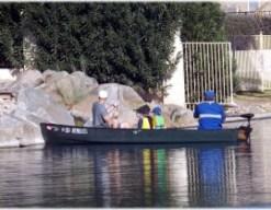 Fishing in Desert Harbor