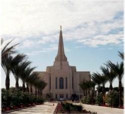 Gilbert Temple