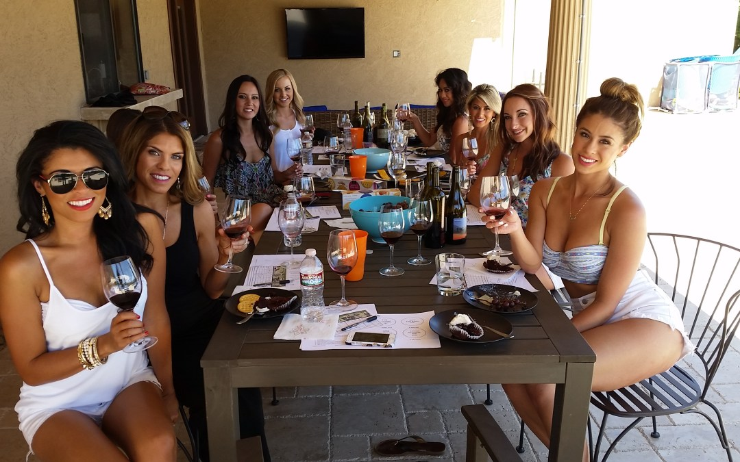 Bachelorette Party Sep 2015