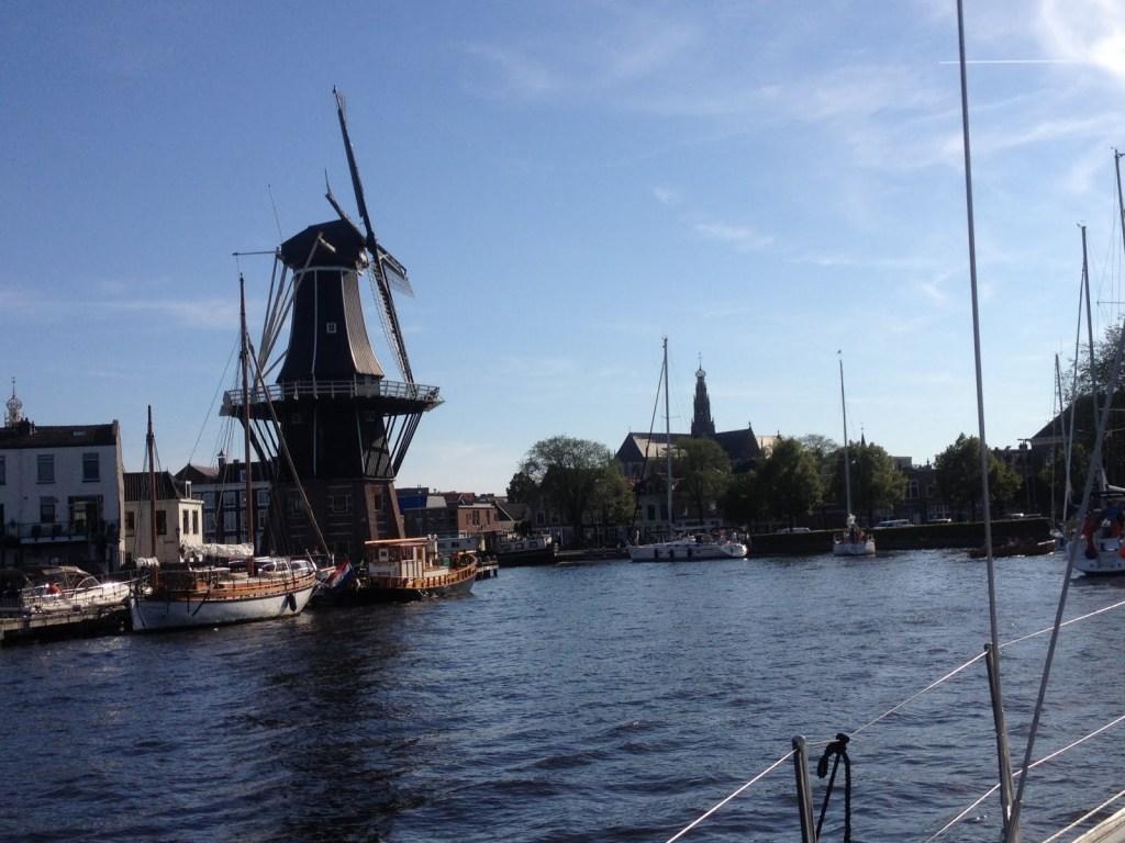 Haarlem - Windmill