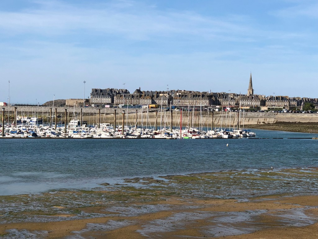 St Malo old town