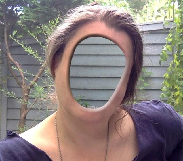 spike blank faced