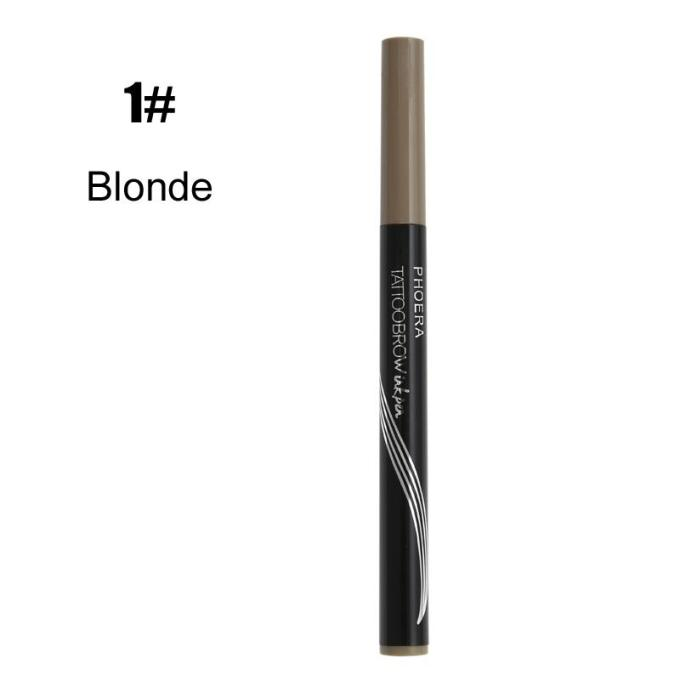 Tattoo Brow Pen Phoera Cosmetics