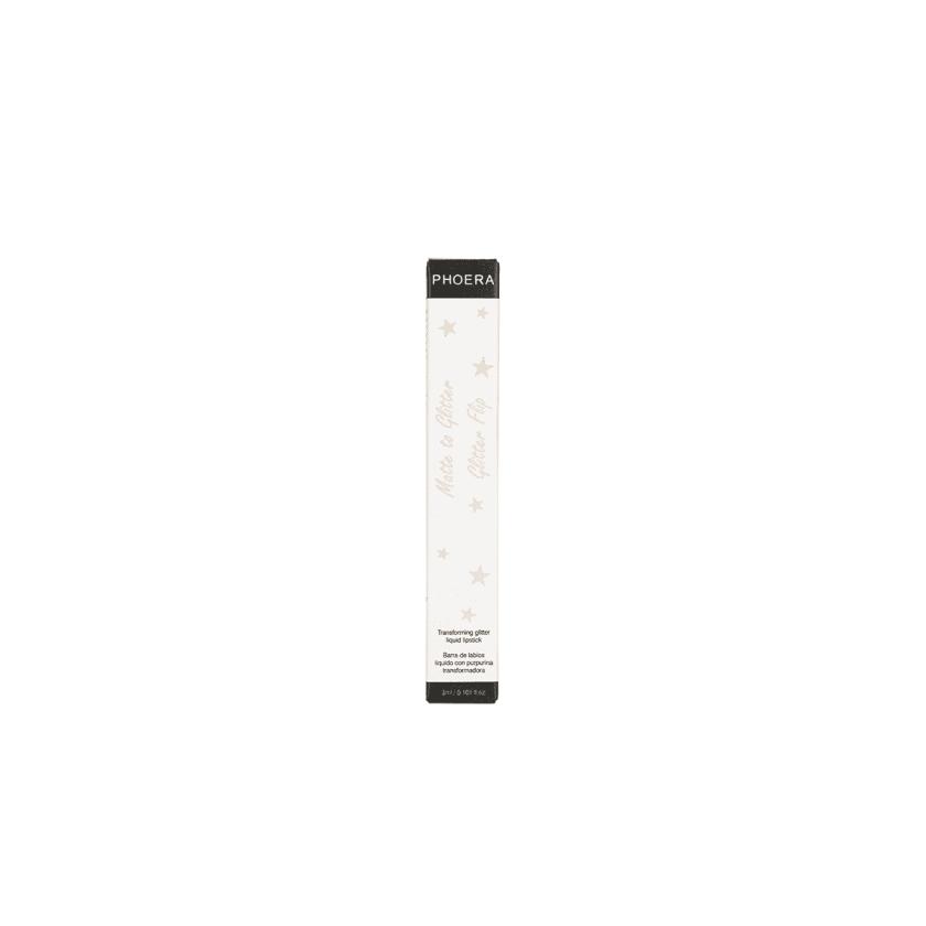 Matte To Glitter Lip Gloss Phoera Cosmetics