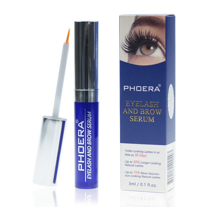 Brows + Lashes Phoera Cosmetics