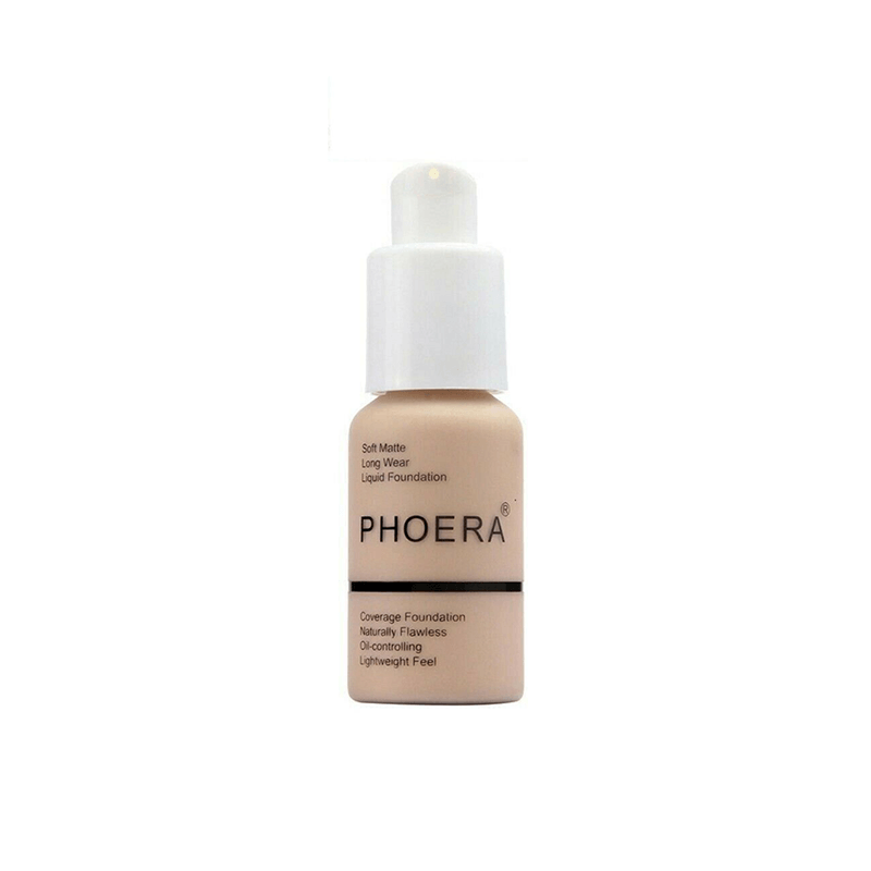 Liquid Matte Foundation Phoera Cosmetics