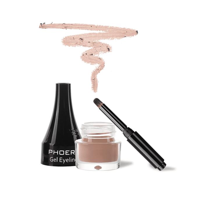 Gel Eyeliner Phoera Cosmetics