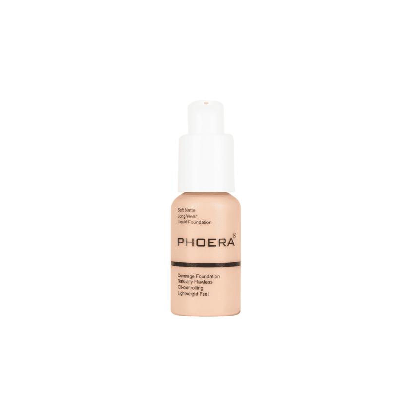 Liquid Matte Foundation (Free Sample) Phoera Cosmetics