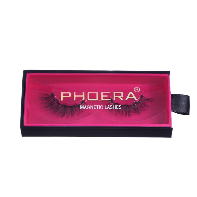 Magnetic Eyelashes Phoera Cosmetics