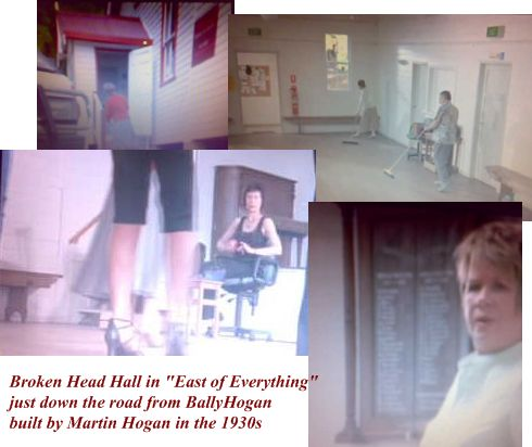 broken head hall