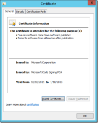 Corrupt cabinet file when installing SharePoint 2013