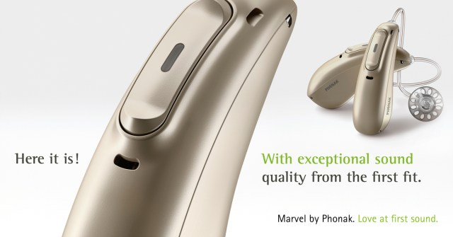 Phonak Audéo™ Marvel