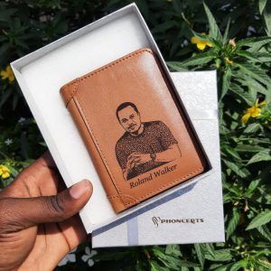 Photo Wallet Men