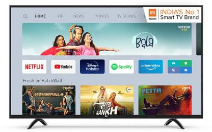 BEST ANDROID SMART TV UNDER 20000 IN INDIA | HINDI | TOP 5