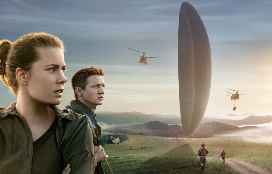 Arrival (2016) Hindi Dubbed Full Movie Download in Dual Audio Bluray