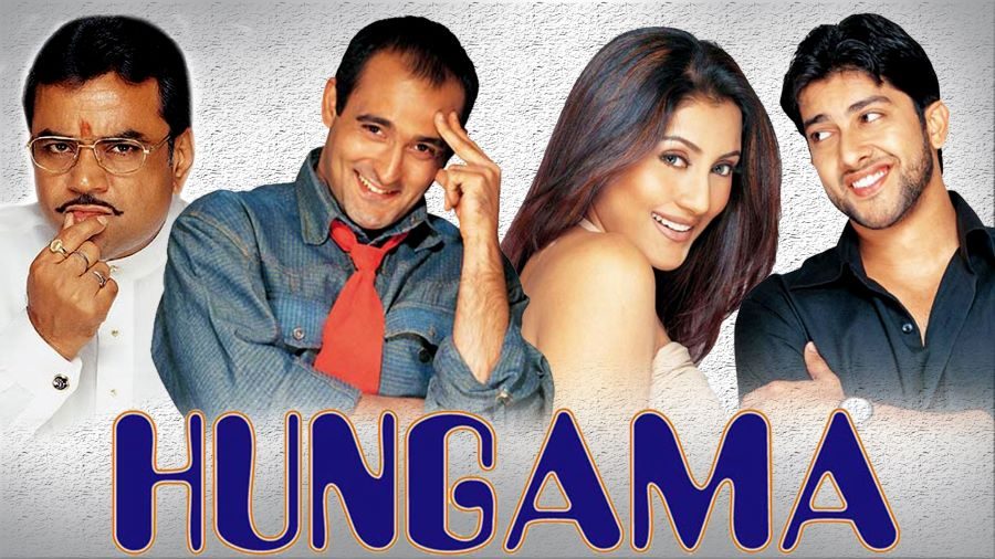 Hungama (2003) Watch Online Download Hindi Comedy Full Movie