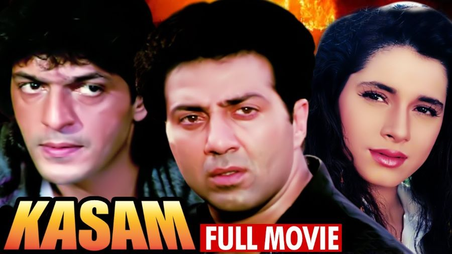 Kasam (2001) Watch Online & Download Sunny Deol Full HD Movie