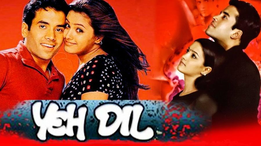 Yeh Dil (2003) Watch Online & Download Tusshar Kapoor Full Movie