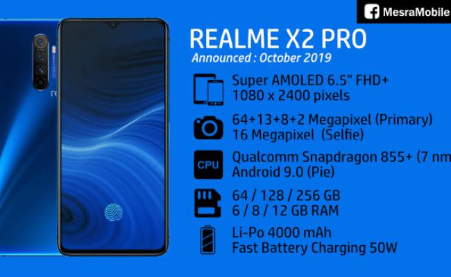 Realme X2 Pro Price In Malaysia Rm1799 Mesramobile