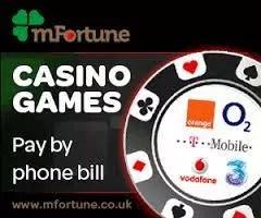 Payforit mobile casino