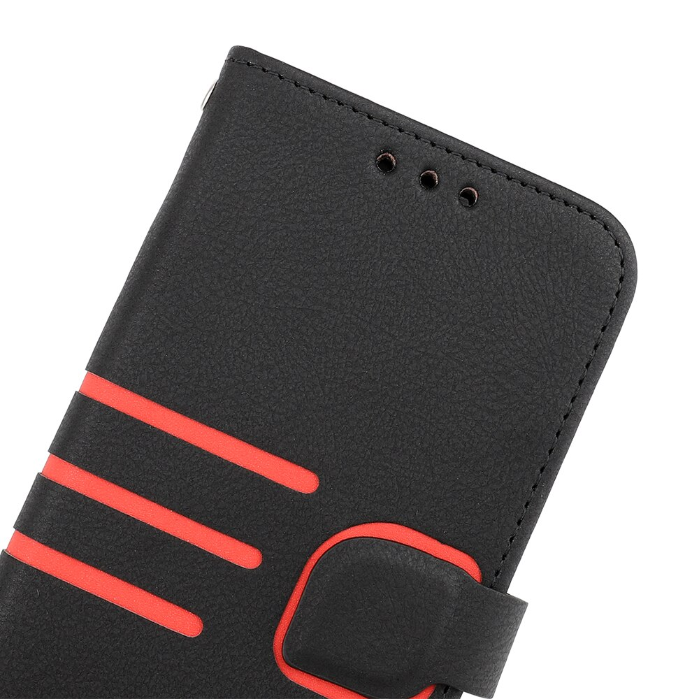 Classic PU Leathere Wallet Case for IPhone 11 Pro XS MAX XR X SE2020 7 8 Plus 12 Mini Card Slots Flip Phone Cover Coque