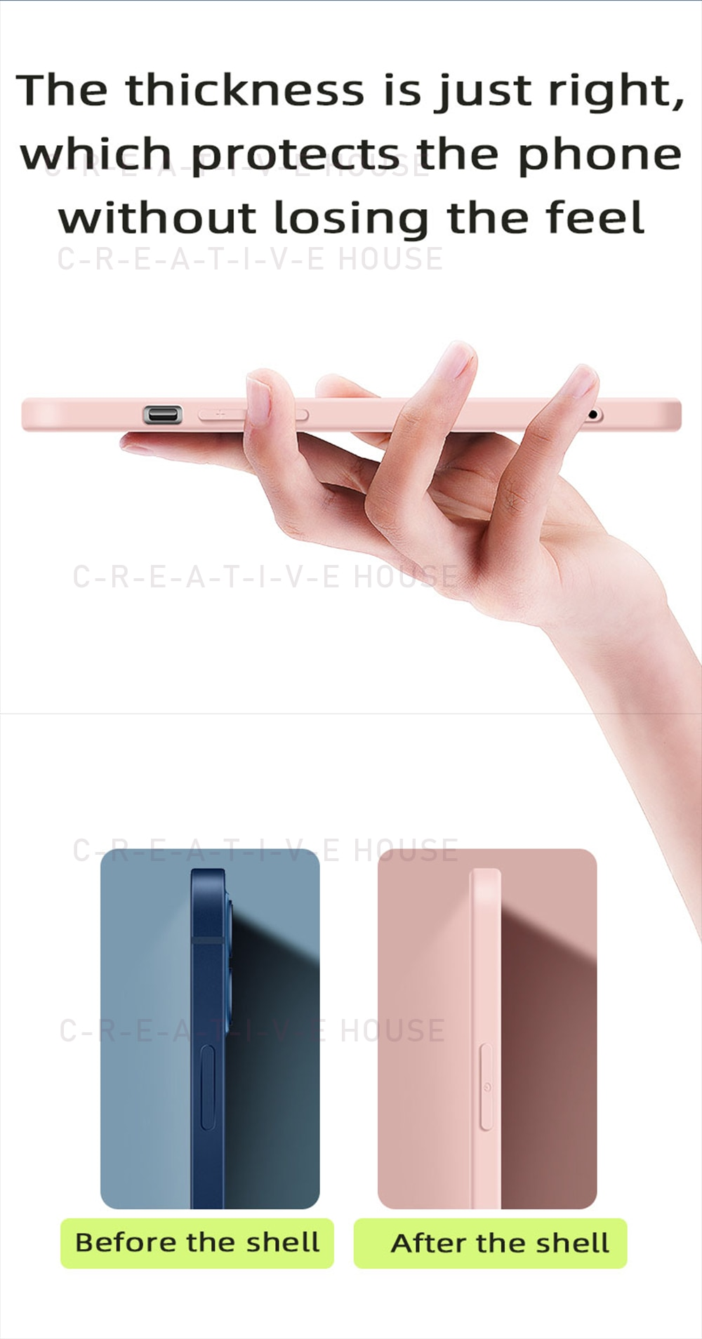 Liquid Square Tempered Glass Shockproof Case For Iphone 11 12 Pro X XR XS Max 7 8 Plus Mini SE 2020 WaterColor Apple Cover