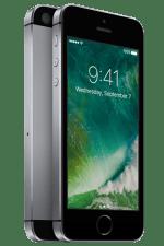 iPhone SE 16GB, Svart, Begagnad
