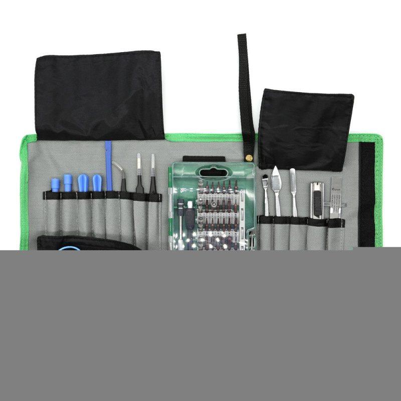 Stort verktygskit för mobilreparation, iPhone, iPad, Samsung, Huawei