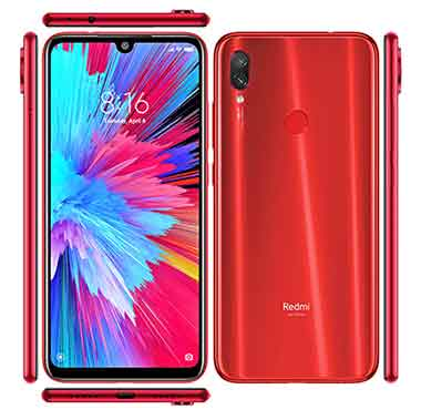 Xiaomi Redmi Note 7 - Price, Full Specifications & Features