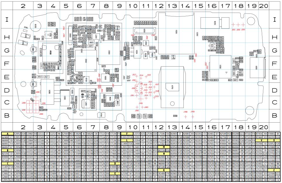 Nokia C2-05 RM-724 RM-725 Service schematics