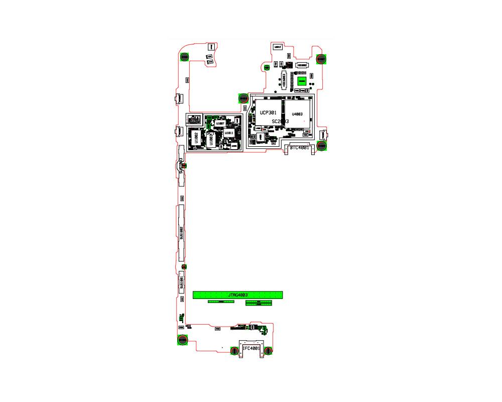 Samsung Galaxy J7 Core SM-J701F schematics