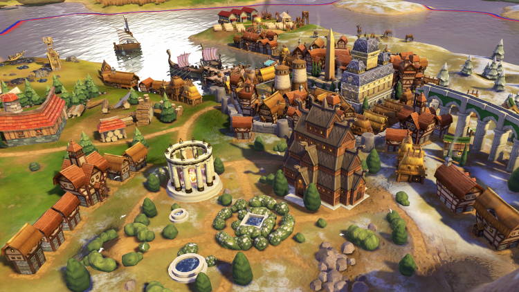 Rumors: PlayStation Plus Subscribers Will Receive Sid Meier's Civilization VI In April