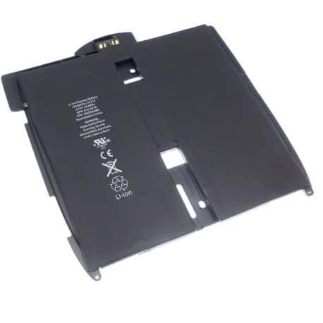 Laadukas iPad 1 yhteensopiva akku.