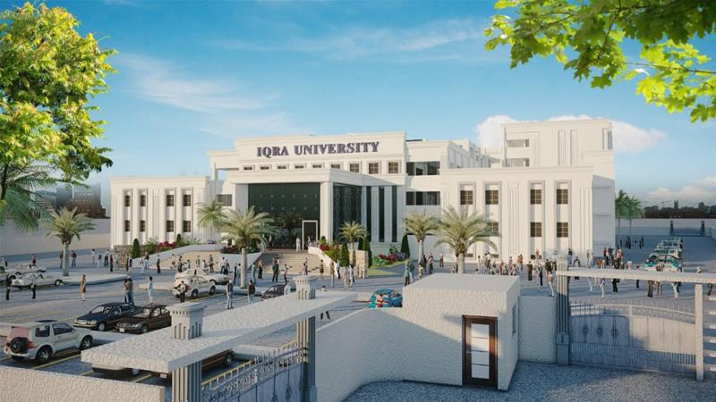 iqra university islamabad contact number
