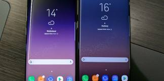 """Samsung Galaxy Note 8 image leaks hints it will have an iris scanner"""