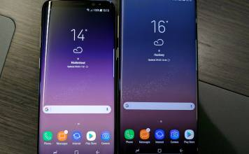 """""""Samsung Galaxy Note 8 image leaks hints it will have an iris scanner"""""""