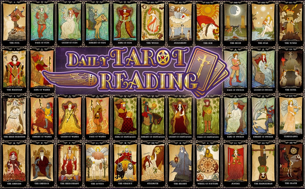 Tarot Cards Information