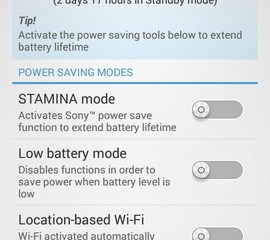 Sony Xperia M2 Battery