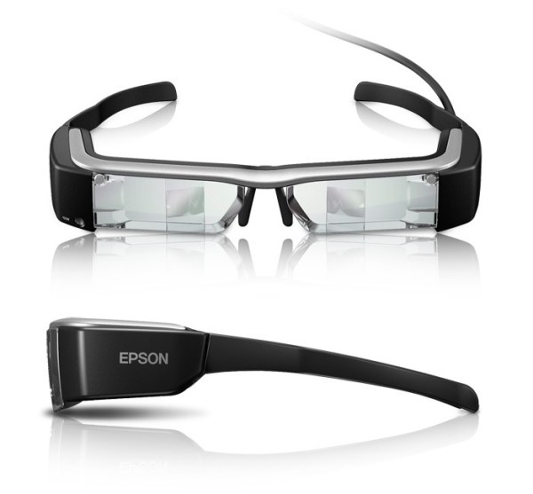 Epson Moverio BT-200 Glass