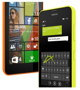 Nokia Lumia 630 Windows Phone 8.1