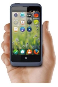 ZTE Open C Firefox Phone
