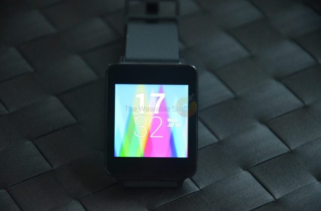 LG G Watch Review 1