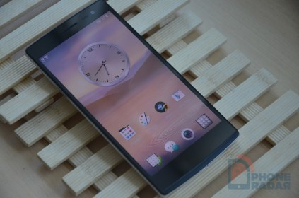Oppo Find 7 Front