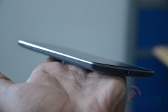OnePlus One Sandstone Black Side