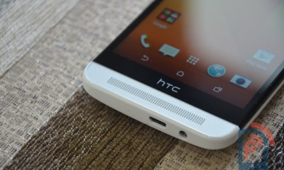 HTC One E8 Front Bottom