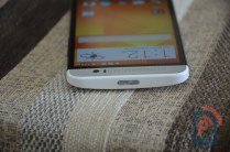 HTC One E8 Top
