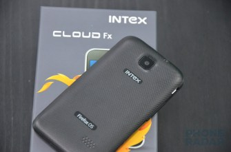 Intex Cloud FX Back