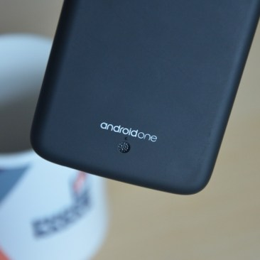 Micromax Canvas A1 Hands-on Back Bottom
