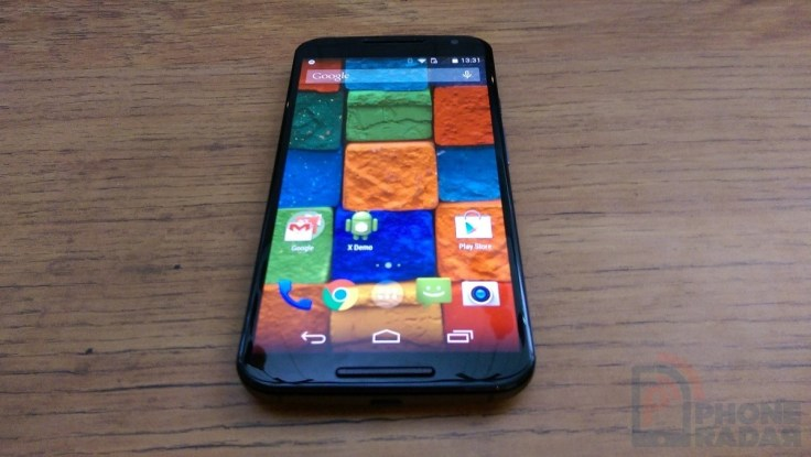 Moto X Hands-on